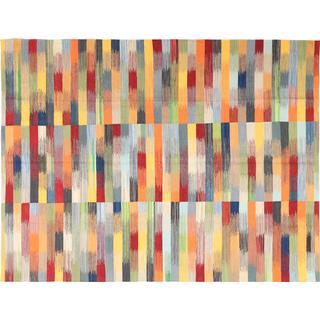 CarpetVista ABCS1675 Kelim Moderna (219x286cm) Flerfärgad