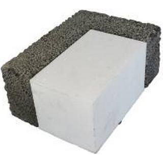 Gammelrand leca Block 600 Hjørne 390x190x250mm
