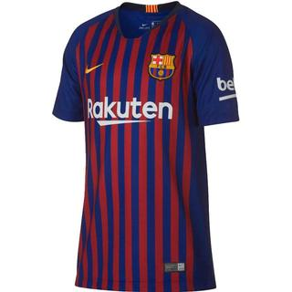 Nike Barcelona FC Home Jersey 18/19 Youth