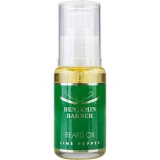 Benjamin Barber Beard Oil Lime Pepper 50ml