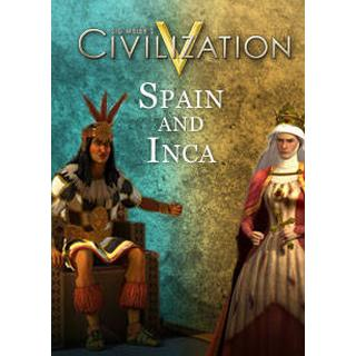 Sid Meier's Civilization V: Double Civilization and Scenario Pack - Spain and Inca
