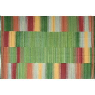 CarpetVista EDA250 Kelim Moderna (197x296cm) Flerfärgad