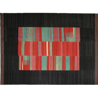 CarpetVista EDA28 Kelim Moderna (267x368cm) Flerfärgad