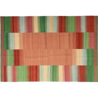 CarpetVista EDA221 Kelim Moderna (200x300cm) Flerfärgad