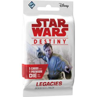 Fantasy Flight Games Star Wars: Destiny Legacies Booster Pack