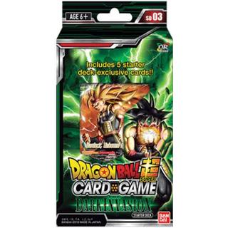 Bandai Dragonball Super Card Game Starter Deck Dark Invasion SD03