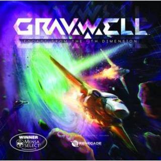 Cryptozoic Gravwell: Escape from the 9th Dimension