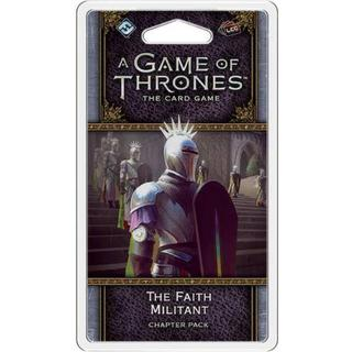 Fantasy Flight Games A Game of Thrones: The Faith Militant