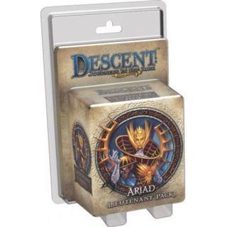 Fantasy Flight Games Descent: Journeys in the Dark Second Edition: Ariad Lieutenant Pack