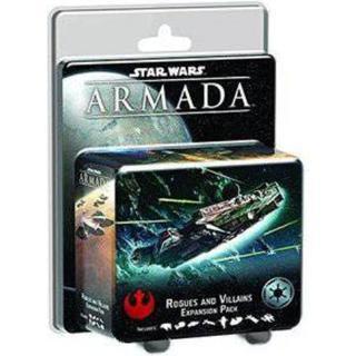 Fantasy Flight Games Star Wars: Armada - Rogues and Villains