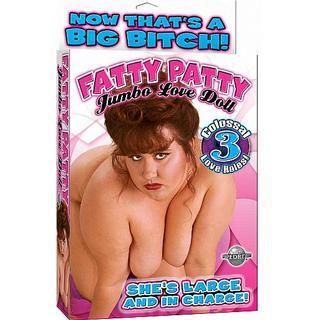 Pipedream Fatty Patty Jumbo Love Doll
