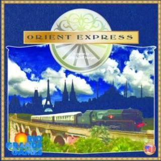 Rio Grande Games Orient Express