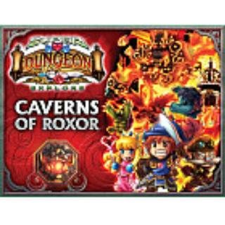 Soda Pop Miniatures Super Dungeon Explore: Caverns of Roxor