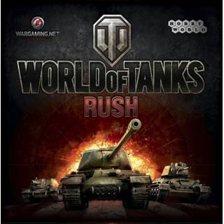 Asmodee World of Tanks: Rush