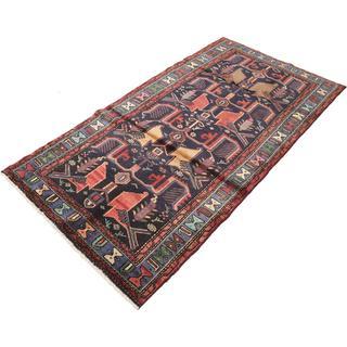 CarpetVista RXZJ216 Hamadan (114x220cm) Flerfärgad