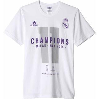 Adidas Real Madrid UCL Winner T-Shirt Sr