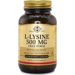 Solgar L-Lysine 500mg 50 st