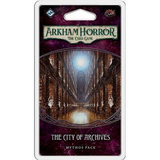 Fantasy Flight Games Arkham Horror: The City of Archives