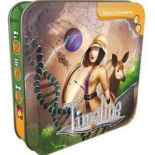 Asmodee Timeline: Science & Discoveries