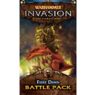 Fantasy Flight Games Warhammer: Invasion Fiery Dawn