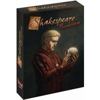 Ystari Shakespeare: Backstage