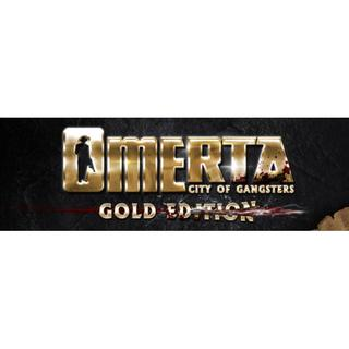 Omerta: City of Gangsters - Gold Edition