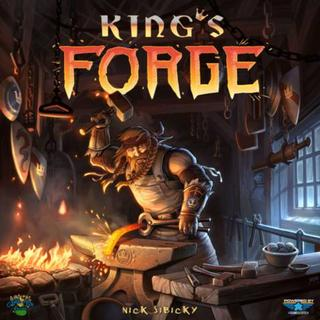 Game Salute King's Forge
