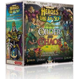 Gamelyngames Heroes of Land Air & Sea: Order & Chaos