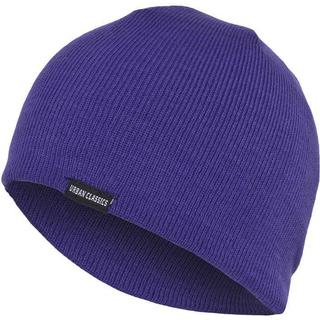 Urban Classics Basic Beanie - Purple