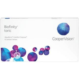 CooperVision Biofinity Toric 6-pack