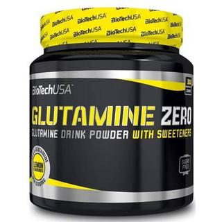 BioTechUSA Glutamine Zero Lemon 300g