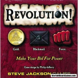 Steve Jackson Games Revolution