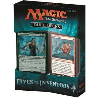 Wizards of the Coast Magic The Gathering Duel Decks: Elves vs. Inventors