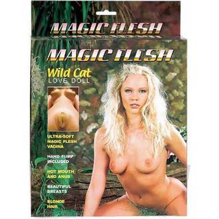 SevenCreations Magic Flesh Wild Cat Love Doll