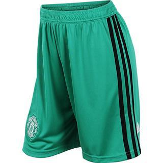 Adidas Manchester United Home Goalkeeper Shorts 18/19 Youth