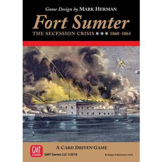 GMT Games Fort Sumter : The Secession Crisis 1860-61