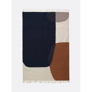 Ferm Living Kelim Merge (200x140cm) Flerfärgad