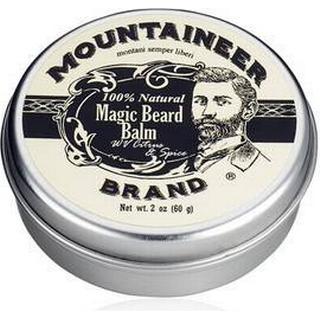 Mountaineer Brand Magic Beard Balm Citrus & Spice 60g