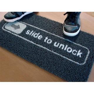 Tipser Unlock (35x70) Grå