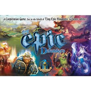 Gamelyngames Tiny Epic Defenders (Second Edition)