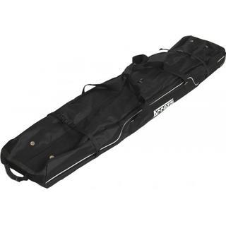 Accezzi Double Ski Bag with Wheels