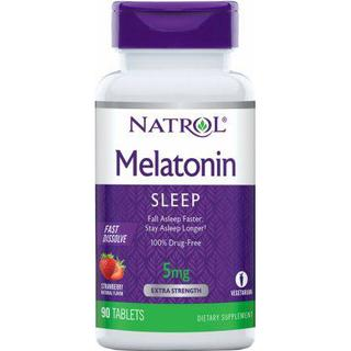 Natrol Melatonin Fast Dissolve 5mg 90 st