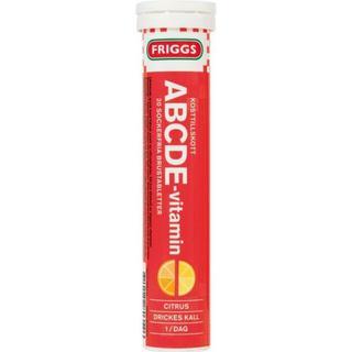 Friggs ABCDE-Vitamin Citrus 20 st
