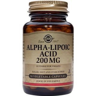 Solgar Alpha Lipoic Acid 200mg 50 st