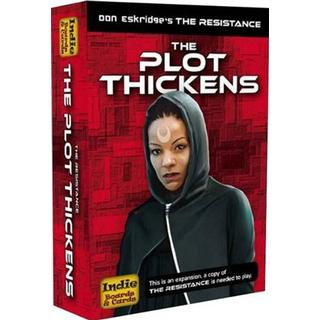 Indie Boards and Cards The Resistance: The Plot Thickens
