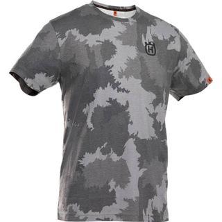 Husqvarna Xplorer T-shirt Short Sleeve Unisex - Forest Camo