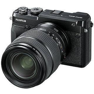 Fujifilm GFX 50R + GF 32-64mm f/4 R LM WR