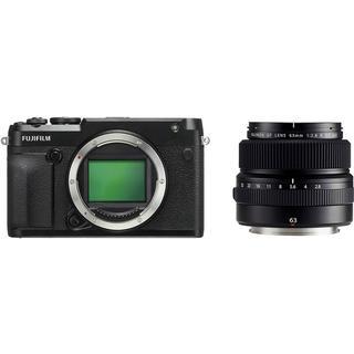 Fujifilm GFX 50R + GF 63mm f/2.8 R WR