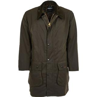 Barbour Classic Northumbria Wax Jacket - Olive