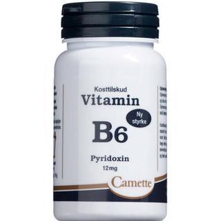 Camette Vitamin B6 Pyridoxin 100 st
